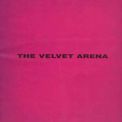 The Velvet Arena Book Cover